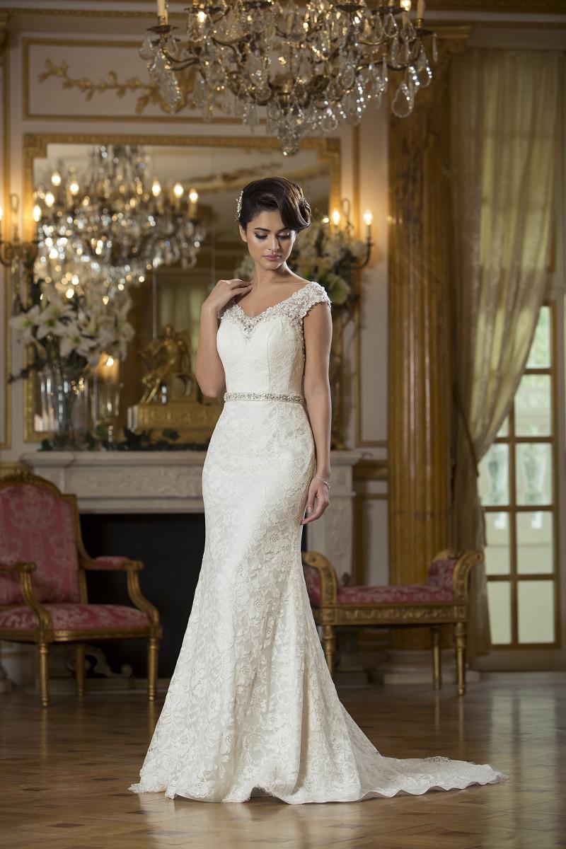 Verise Bridal Paloma Ivory UK 14 12