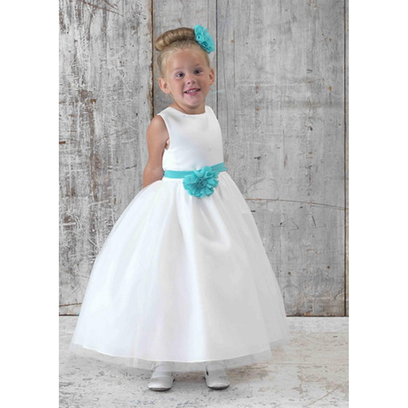 Linzi jay fl600 flower girl dress the dressy dress shop linzi jay fl600 flower girl dress ombrellifo Images