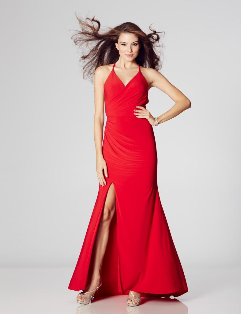 Illusion Prom Tara Evening Dress The Dressy Dress Shop