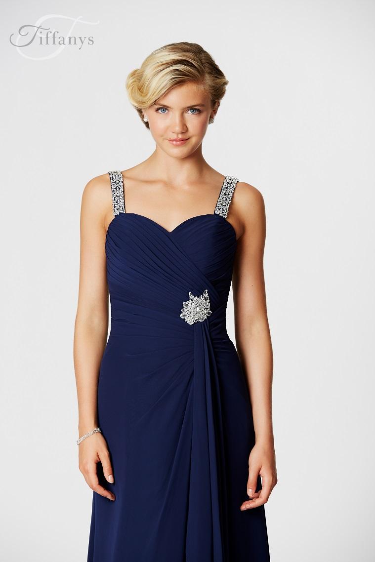 Tiffany's Serenade Tia Bridesmaid Dress