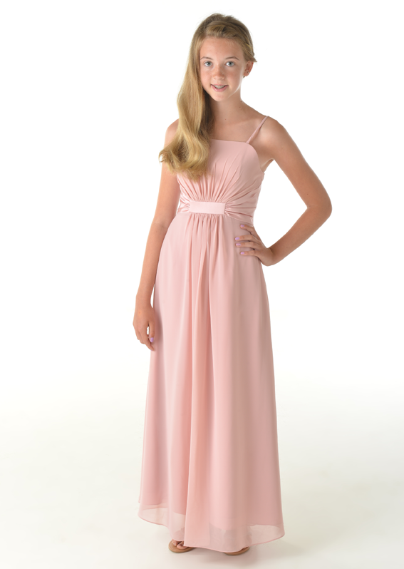 Linzi Jay EK327 Junior Bridesmaid Dress - Dressy Dresses