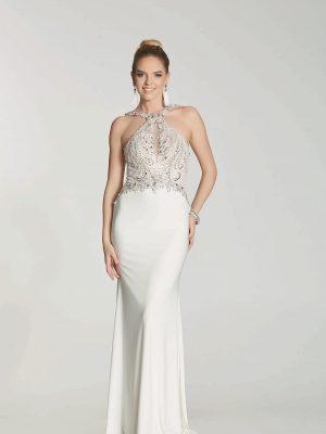 Illusion Prom Eden – Prom Dress