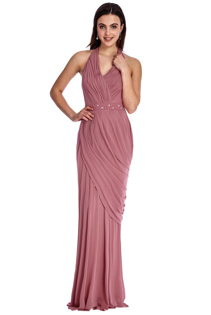 DDR516 - Vintage Rose UK 14 (SALE) - Dressy Dresses