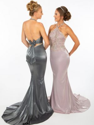 PF9627 – Metallic Prom Dress (Offer Until 31/12/19)